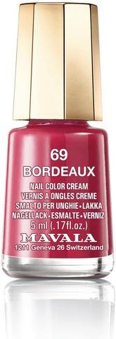 Mavala 5Ml Nail Polish 69 Bordeaux Kynsilakka