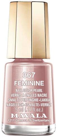 Mavala 5Ml Nail Polish 367 Feminine