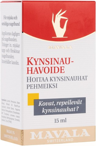 Mavala 15Ml Cuticle Cream Kynsinauhavoide