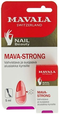 Mavala 5Ml Mava-Strong Hoitava Aluslakka
