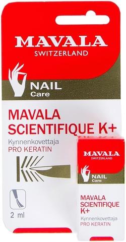 Mavala 2Ml Scientifique K+ Kynnenkovettaja