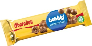 Marabou 60g Bubbly suklaapatukka