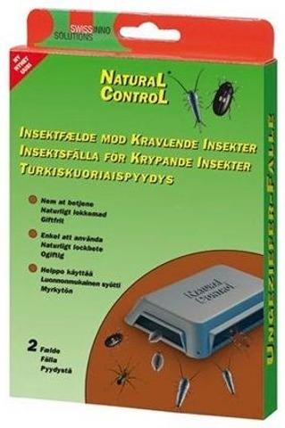 Natural Control turkiskuoriaispyydys 2kpl