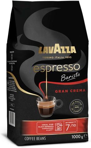 Lavazza 1kg Gran Crema kahvipavut
