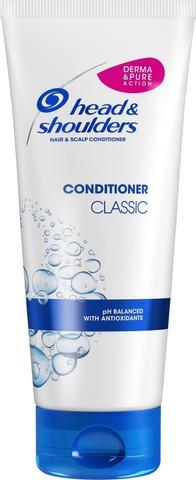 Head&Shoulders 220Ml Classic Clean Hoitoaine