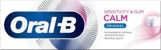 Oral-B Sensitivity & Gum Calm Original 75Ml Hammastahna
