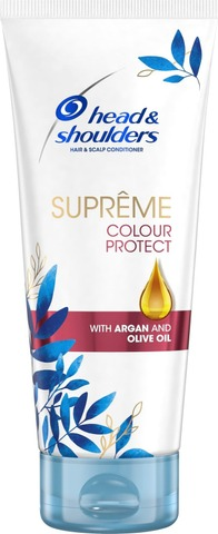 Head&Shoulders Hoitoaine Supreme Color Protect 220Ml