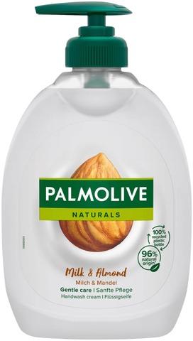 Palmolive Naturals Milk & Almond Nestesaippua 500Ml