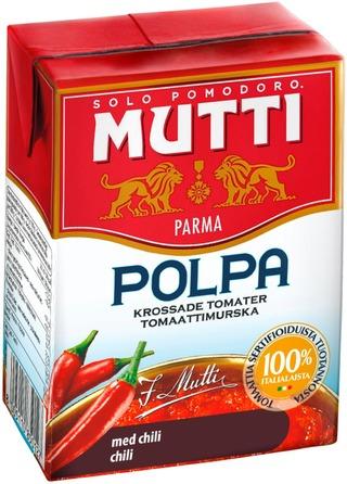 Mutti 390G Tomaattimurska Chili