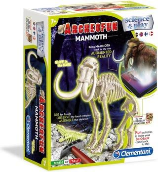 Clementoni Archeofun Mammutti Tiedesetti