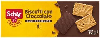 Schär Biscotti Con Cioccolato Suklaakeksi 150G Gton