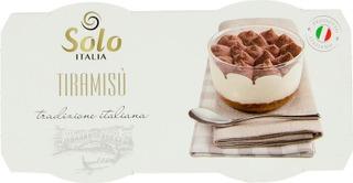 Solo Italia 160G Tiramisu Jälkiruoka