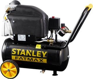 Stanley Fatmax 24L 1,8Kw, Öljyvoideltu 2,5 Hv Kommpressori