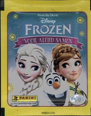 Panini Disney Frozen Aina Ja Ikuisesti Keräilytarrat