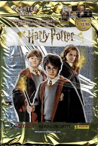 Harry Potter Aloituspakkaus (Kortit)