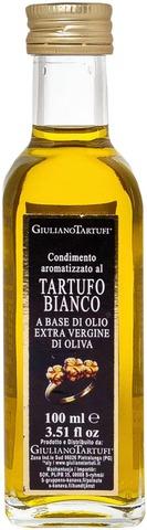 Giuliano 92g extra-neitsytoliiviöljy valkoinen tryffeli