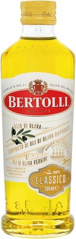 Bertolli 500ml Olio di Oliva Classico oliiviöljy