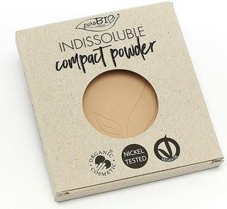 Purobio Cosmetics 01 Kivipuuteri Täyttöpakkaus