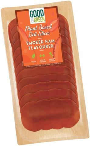 Good&Green 90G Speck Flavoured Vegan Cold Cut