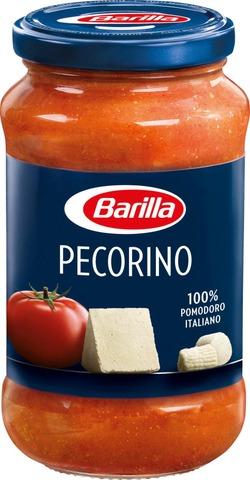 6X Barilla Pecorino Pastakastike Tomaatilla Ja Pecorino-Juustolla 400G