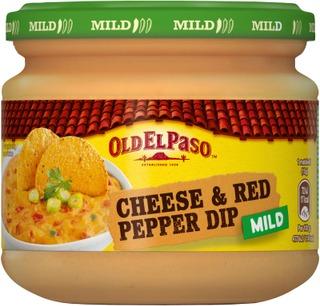 Old El Paso 320G Cheese Salsa
