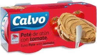 Calvo  Tonnikalalevite Tomaatti 2X75g