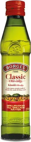 250Ml Borges Classic Oliiviöljy