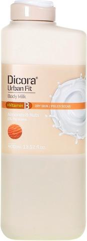 Dicora Urban Fit 400Ml Vartalovoide Vitamin B Almond & Nuts