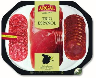 Argal 150G Trio Español Makkaralajitelma