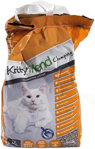 Kittyfriend 5L Kissanhiekka Paakkuntuva