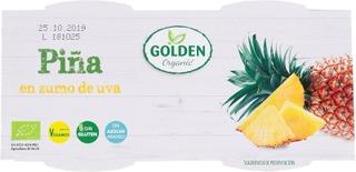 Golden 100G Ananaspaloja Viinirypälemehussa