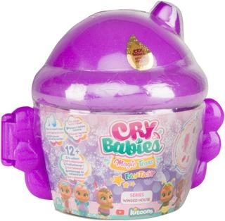 Cry Babies Magic Tears Winged House Pikkunukke