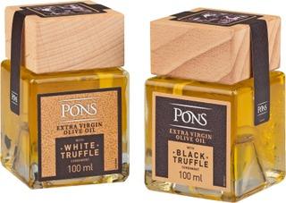 Pons 2X100ml Boutique Truffle Öljyt Lahjapaketti