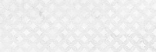 Lpc Mrm Punos 01 Valkoinen 30X90 Kohokuvioinen Kiiltävä Rektifioitu Seinälaatta