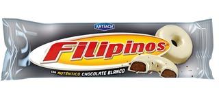 Filipinos 135G Valkosuklaakeksi