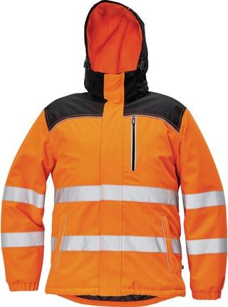 Cerva KNOXFIELD Hi-Vis talvityötakki oranssi