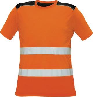 Cerva KNOXFIELD Hi-Vis T-paita oranssi