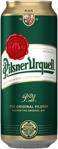 Pilsner Urquell 4,4% 50Cl Tlk
