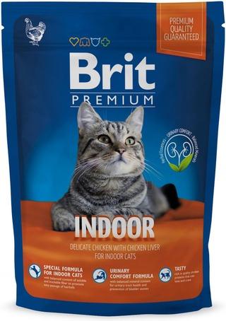 Brit Premium Cat Sisäkissoille 1,5 Kg