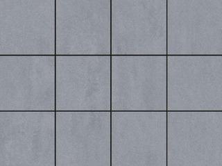 Minimal Grey 10X10 Lasitettu Laatta