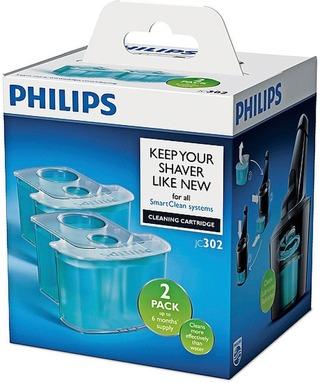 Philips Jc302/50 Parranajokoneen Puhdistuskasetti 2Kpl