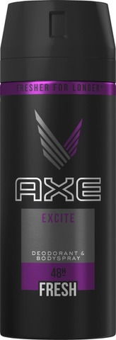 Axe Body Spray Excite 150ml