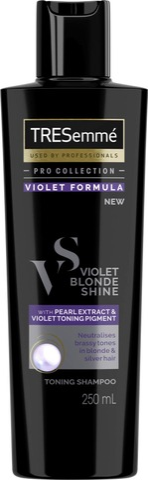 Tresemmé Shampoo Violet Blonde Shine 250Ml