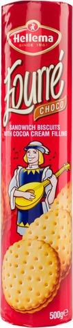 Fourre Suklaakeksi