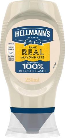 Hellmann's Majoneesi Real 250 Ml