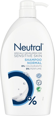 Neutral Shampoo 0% 1000 Ml