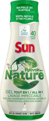 Sun Konetiskigeeli All-In-1 White Vinegar 700 Ml