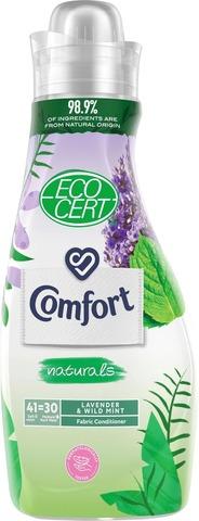 Comfort Naturals Huuhteluaine Lavender & Wild Mint 750 ml