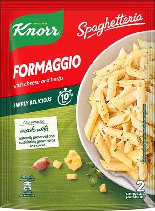 Knorr Spaghetteria Pasta-Ateria Formaggio 157 G