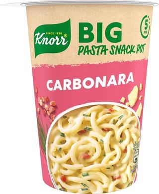 Knorr Snack Pot Big Carbonara 92 G
